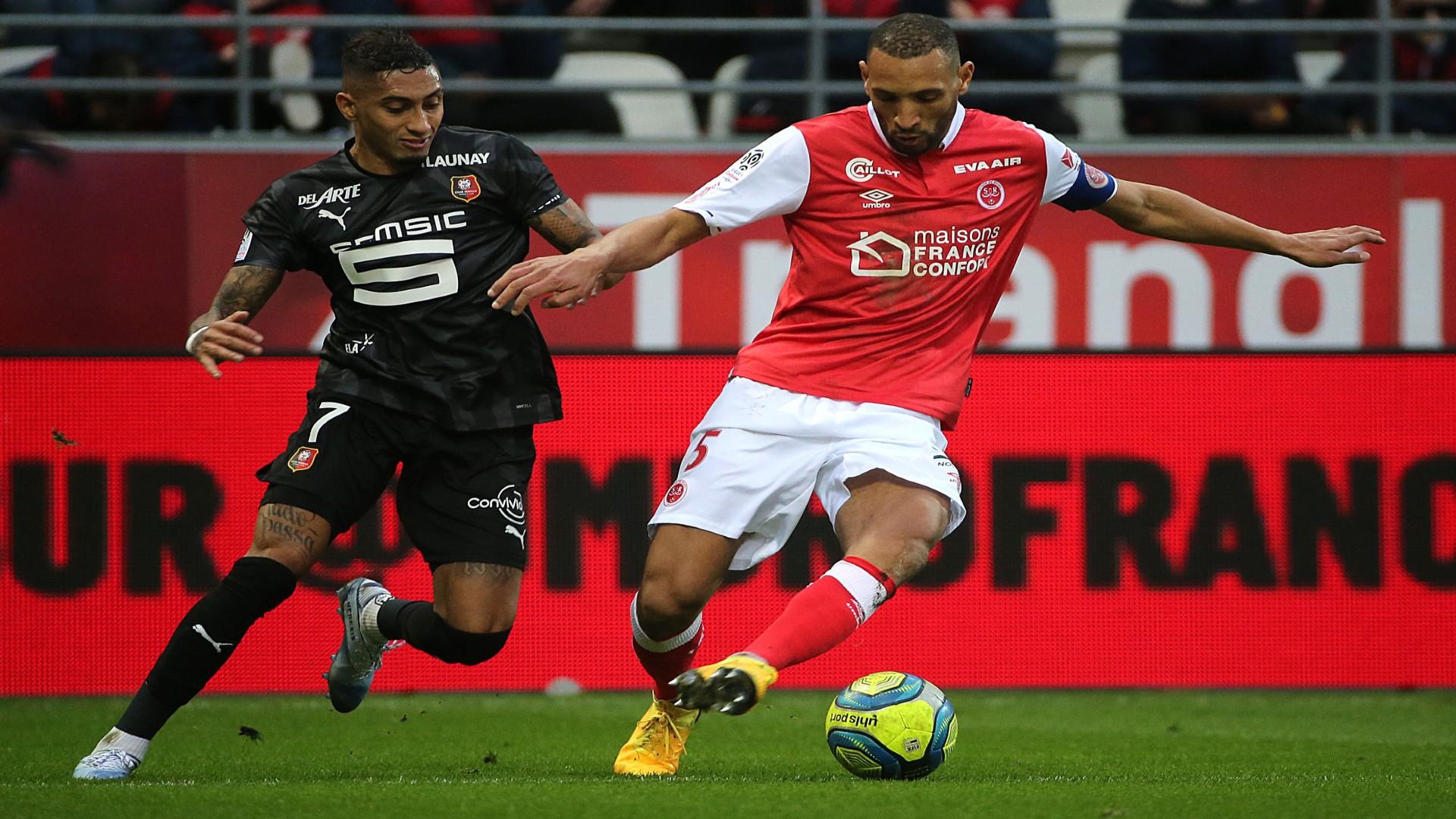 Reims-Rennes (1-0) - Reims prend le meilleur sur Rennes à Delaune