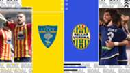 Lecce-Verona tv streaming