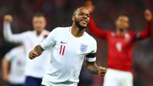 Raheem Sterling England Czech Republic Euro 2020 qualifying 22032019