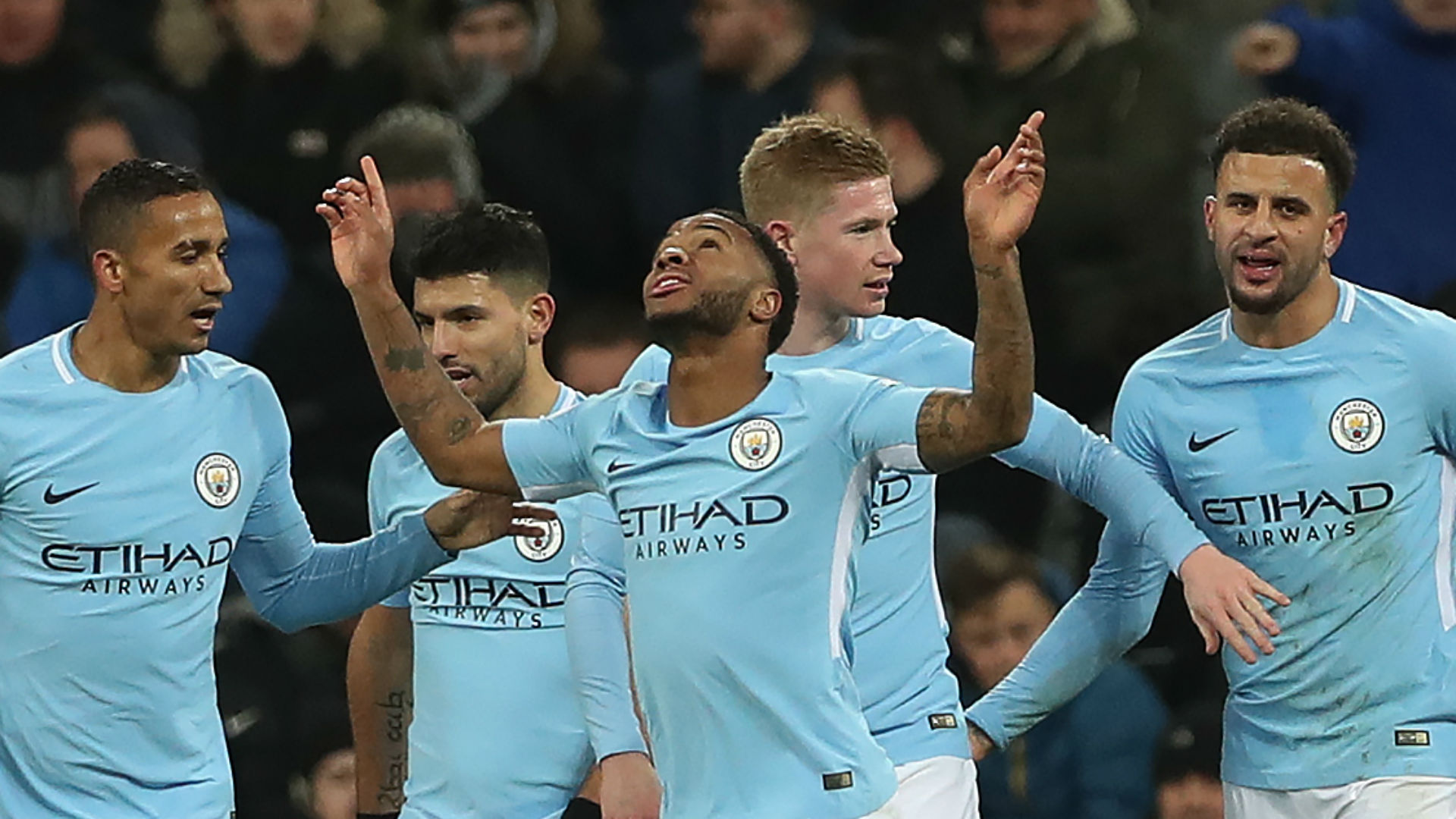 Premier League News Manchester City Players Being Butchered Says Raheem Sterling Goal Com