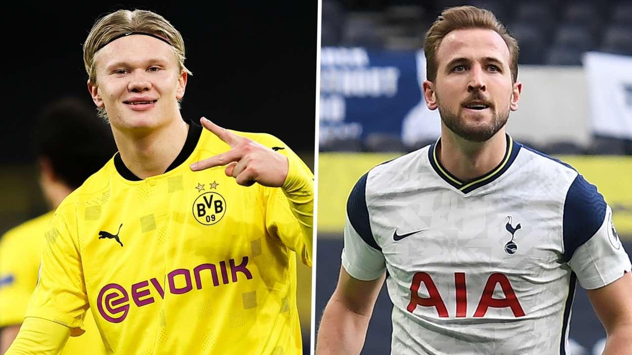 Kane & Son equal all-time Premier League goalscoring ...