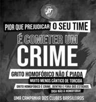 Vasco homofobia