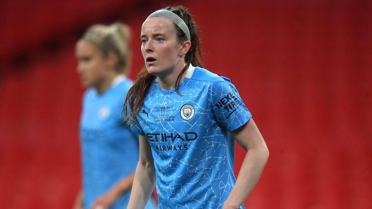 Rose Lavelle Manchester City Women 2020