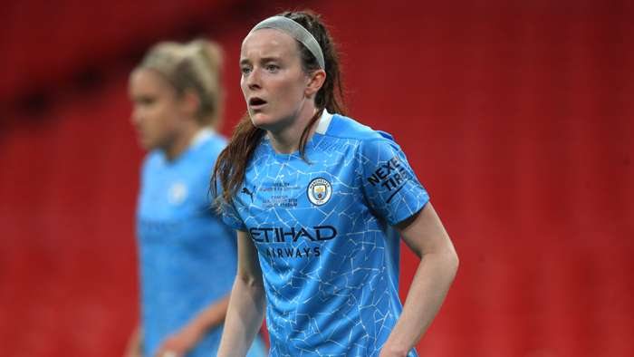 Rose Lavelle Manchester City Women 2020