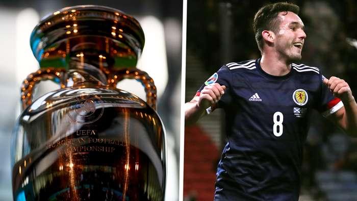Euro 2020 play-offs Scotland John McGinn 2019-20