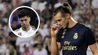 Marco Asensio Gareth Bale Real Madrid