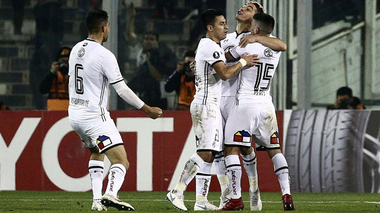 AFP Colo Colo Corinthians 08082018