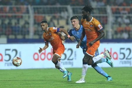 Hyderabad v Goa Live Commentary & Result, 08/12/19, Indian Super League | Goal.com