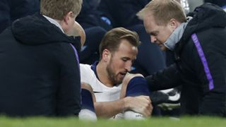 Harry Kane injury, Tottenham vs Man City, UCL 2018-19
