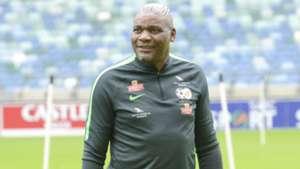 Ntseki explains why he's the right man for Bafana Bafana