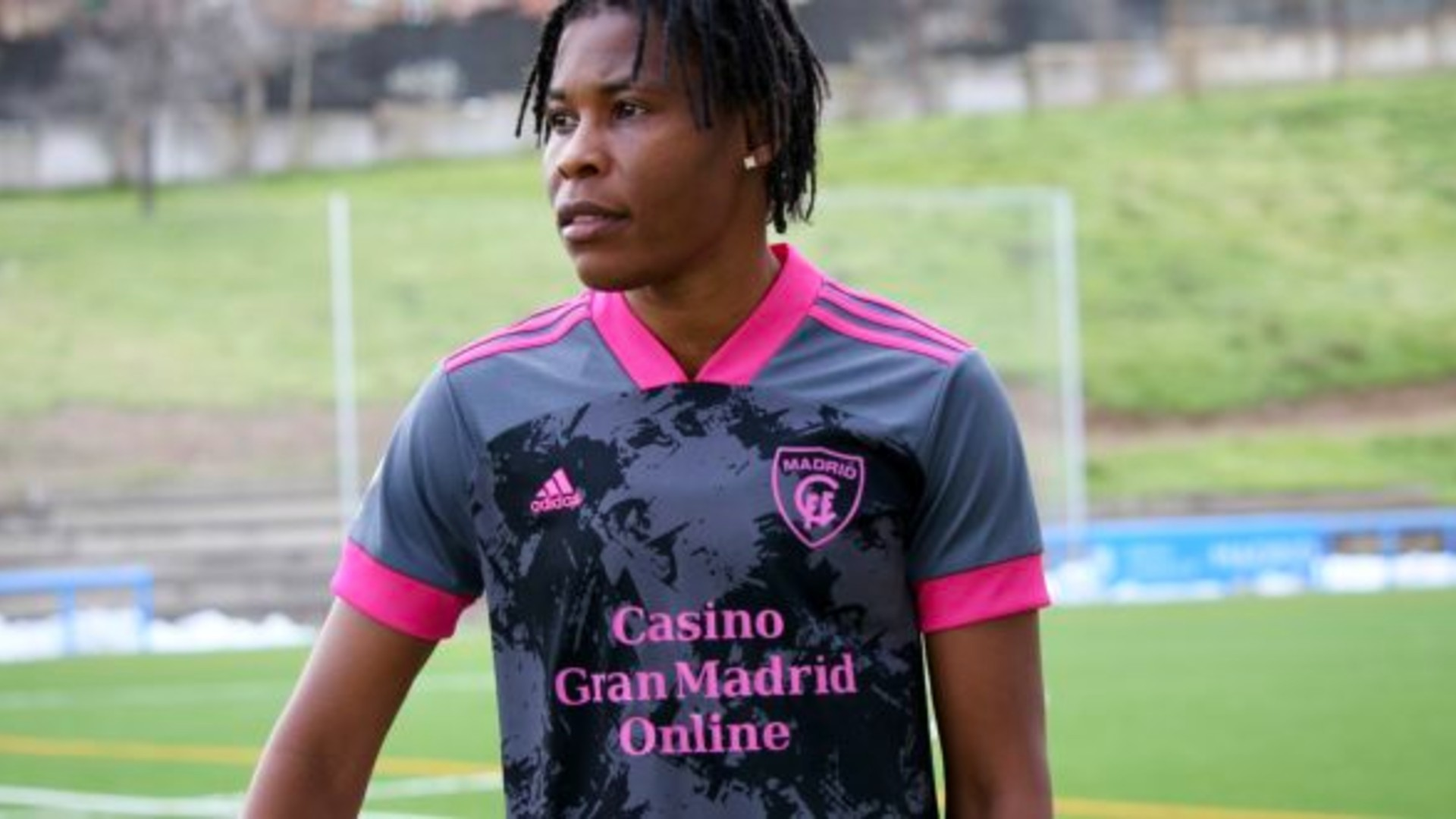 Osinachi Ohale: Madrid CFF sign Nigeria defender from AS Roma