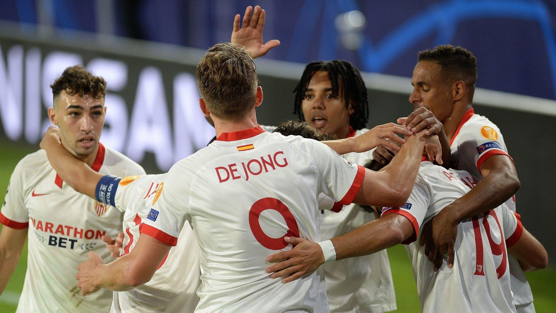 Sevilla vs. Rennes de la Champions League en directo: resultado,  alineaciones, polémicas, reacciones y ruedas de prensa   Goal.com