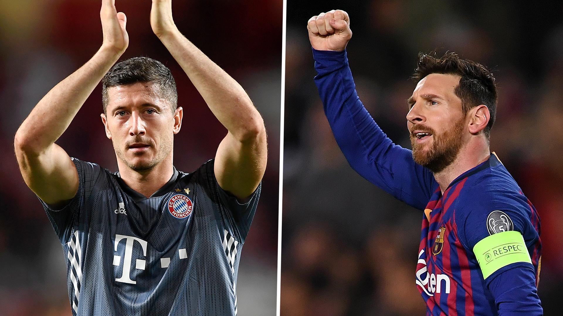 Champions League Top Scorers 2020 : Uefa Champions League ...