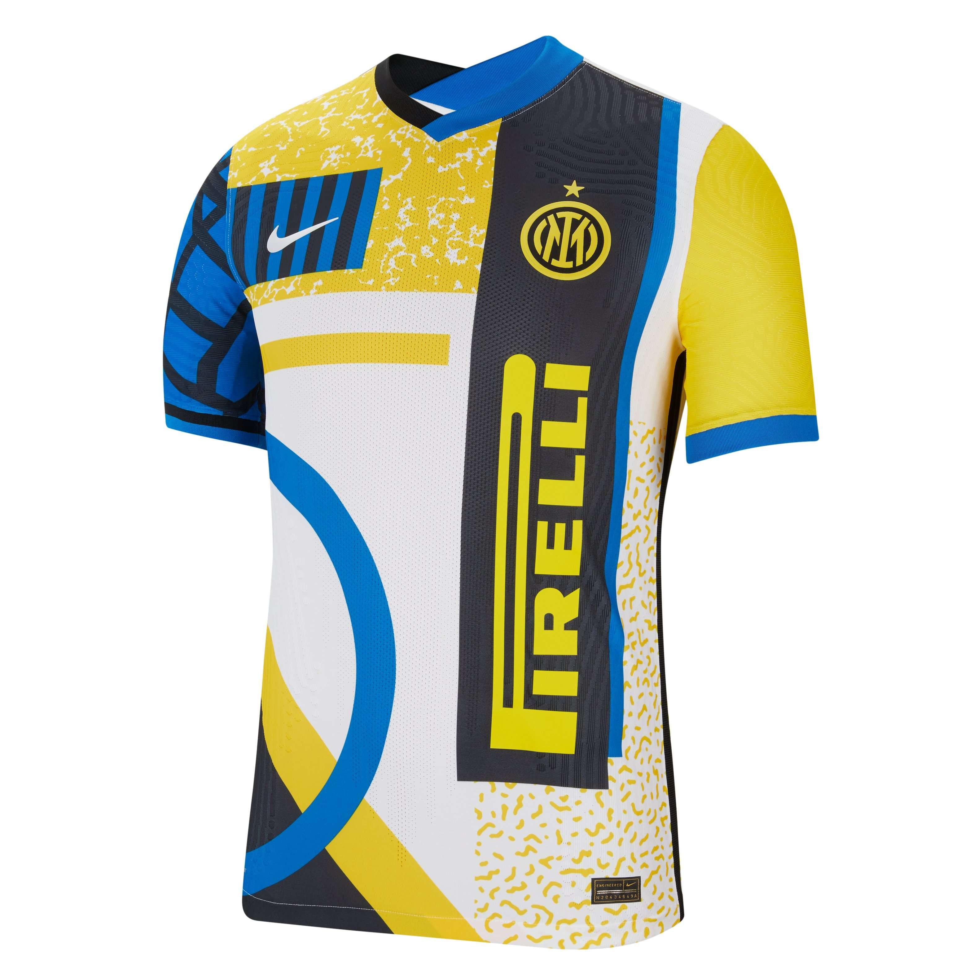 Una nuova maglia per l'Inter: edizione speciale per il logo nuovo ...