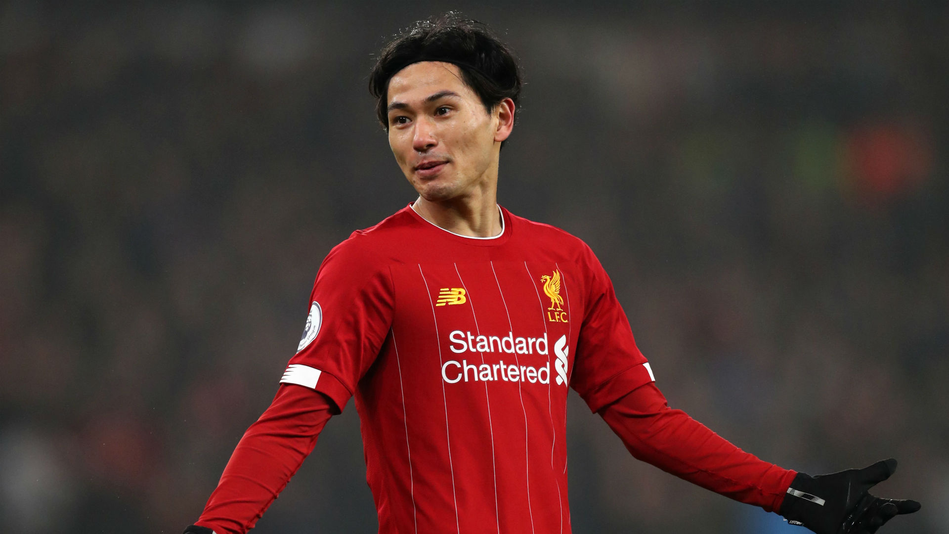 Minamino challenged to top Kagawa & Honda as Okazaki looks for Liverpool spark from Japan star