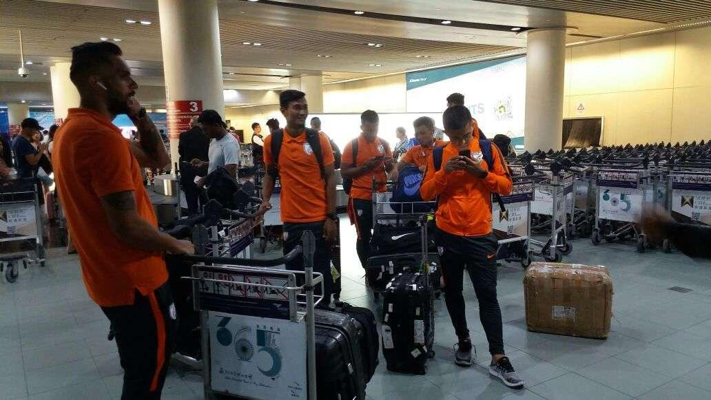 Macau India 2017 Arrival