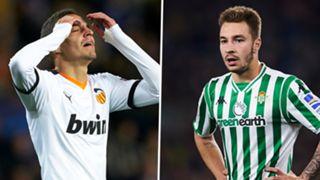Rodrigo Moreno, Valencia, Loren Moron, Real Betis