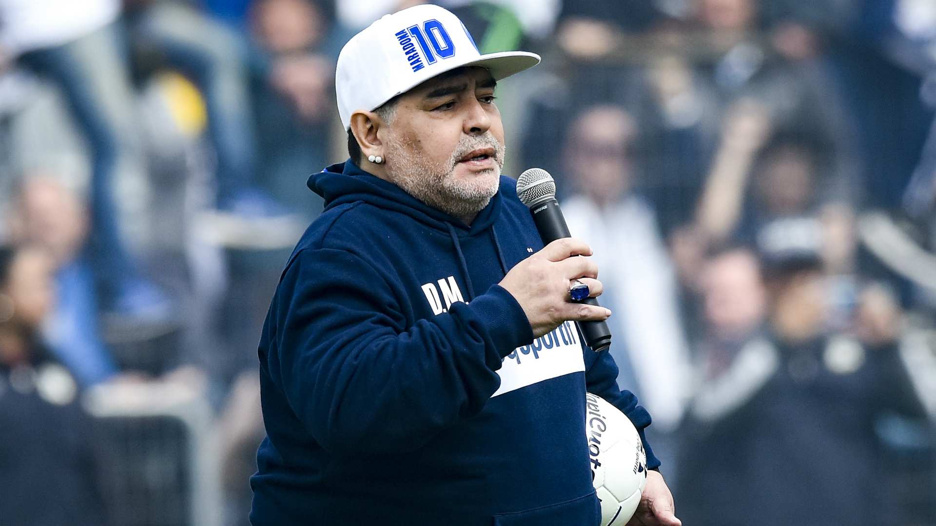 Diego Maradona was a supporter of the entire African continent - Jordaan