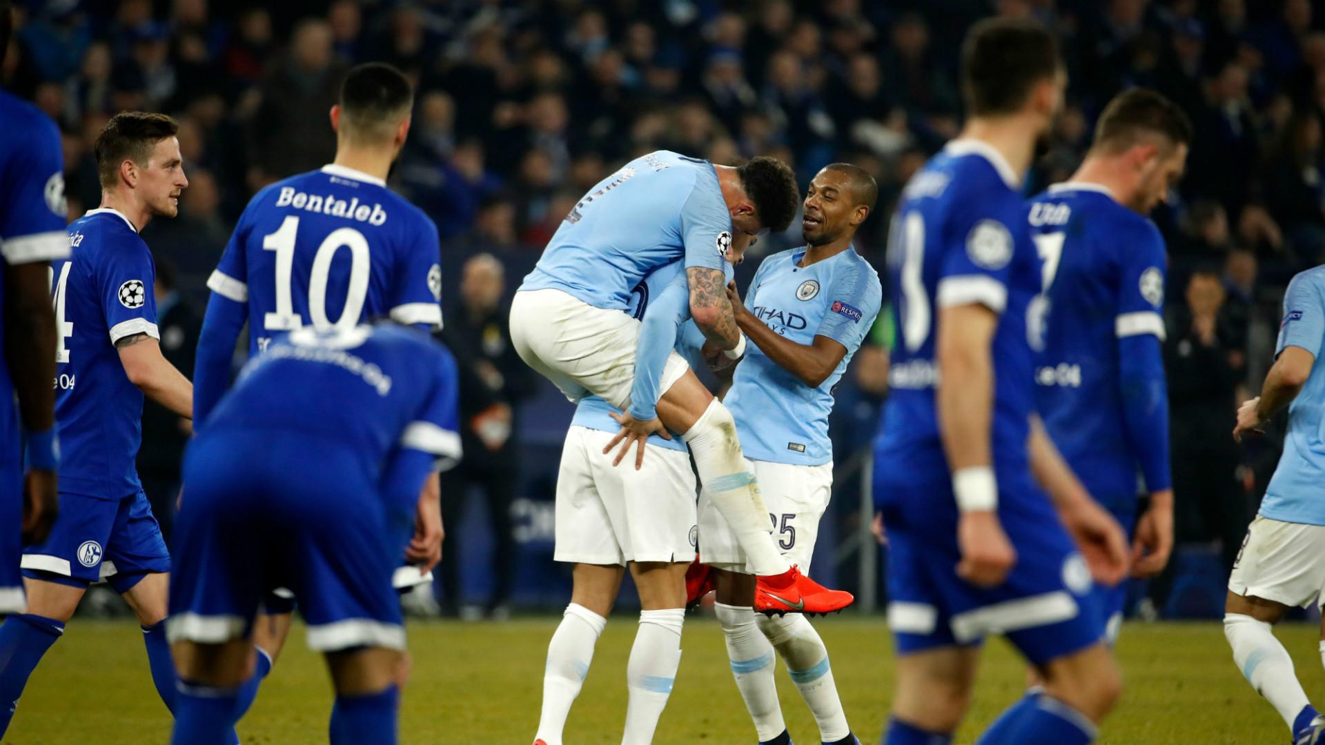 Schalke Manchester City