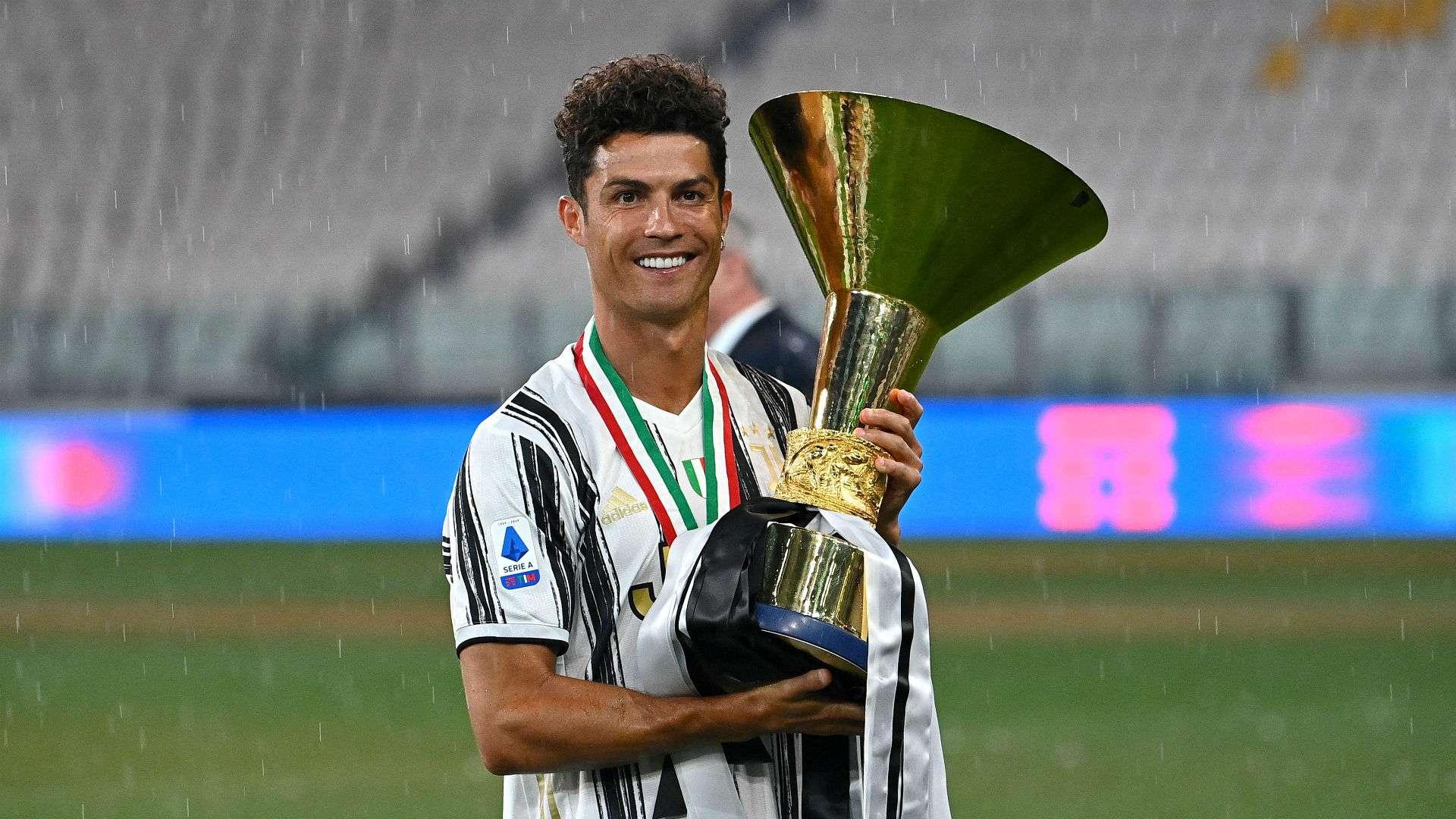 La Juventus festeggia il 9° Scudetto di fila: Ronaldo tra i più ...