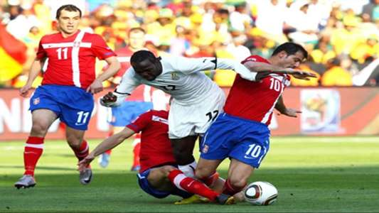 World Cup star Tagoe unhappy with new Ghana national team budget