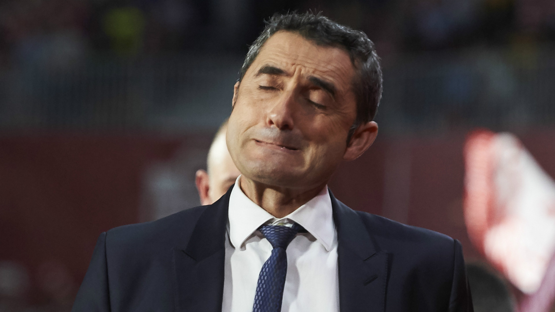 Ernesto Valverde: Barcelona players will solve any issues internally