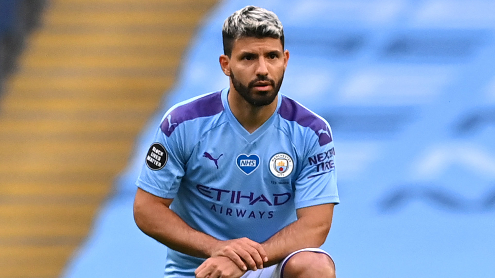 Aguero will miss Man City's Champions League clash with Madrid, Guardiola  confirms | Goal.com