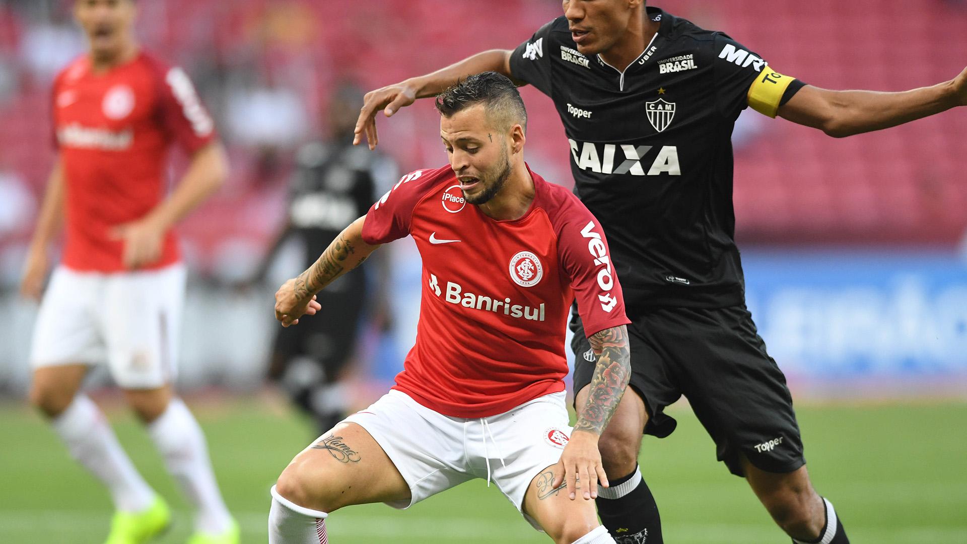 Nico Lopez Internacional Atlético-MG Brasileirão Série A 21112018