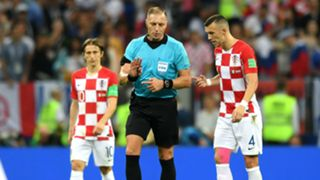 Ivan Perisic France Croatia World Cup final 2018