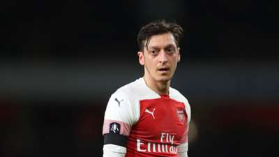 Mesut Ozil Arsenal 25012019