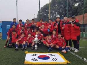 FC 코리아(박민호 코치)