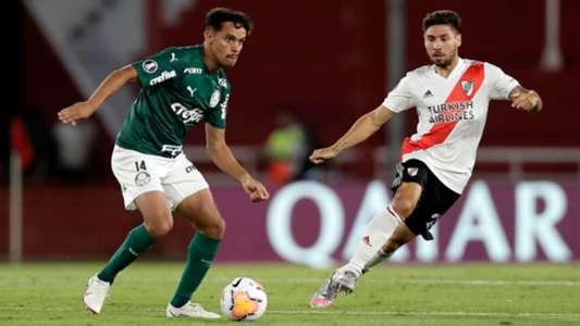 River - Palmeiras en vivo por la Copa Libertadores: partido online, resultado, formaciones y suplentes   Goal.com