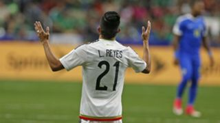 HD Luis Reyes Mexico Gold Cup