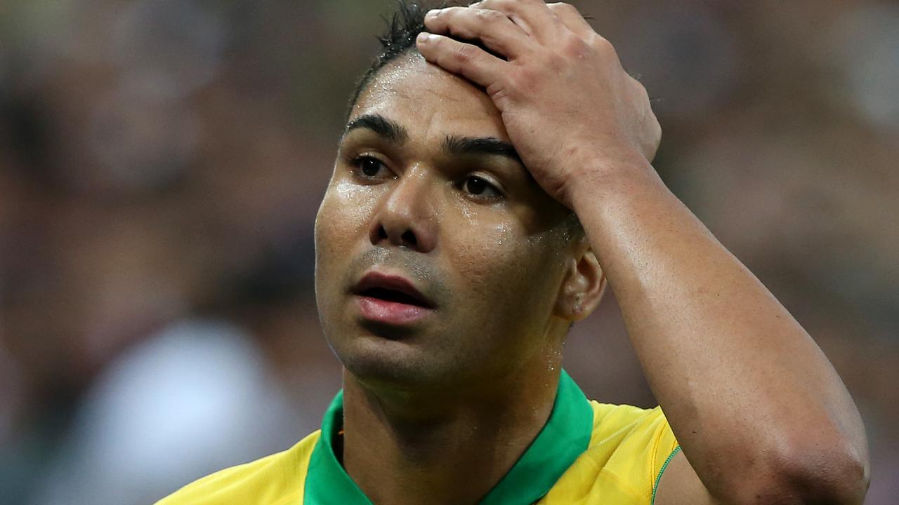 'It's everyone' - Casemiro suggests entire Brazil team united against hosting Copa America
