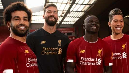 Liverpool Lanca Nova Camisa E Confirma Alisson Como Numero 1 Goal Com
