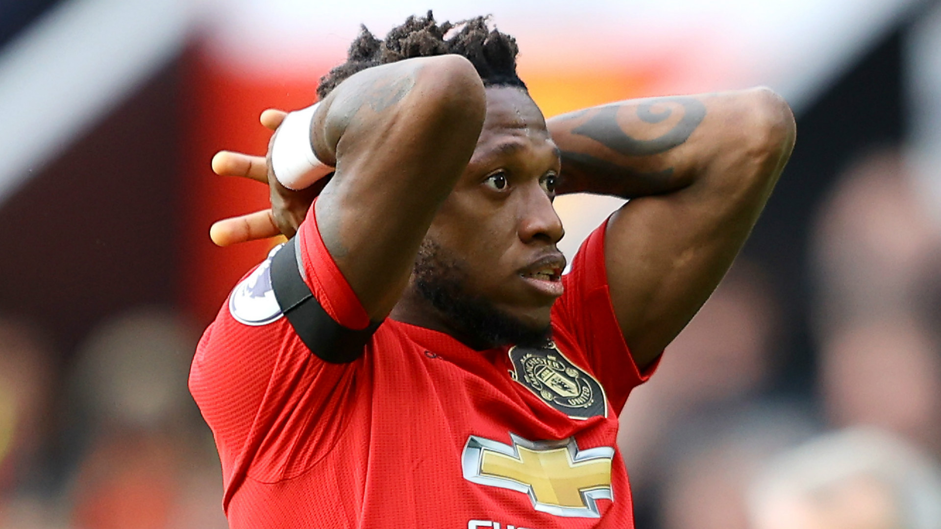 Fred admits first season at Man Utd was 'awful' as he casts doubt over Premier League resumption