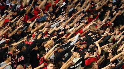Western Sydney Wanderers v Sydney FC 08102016