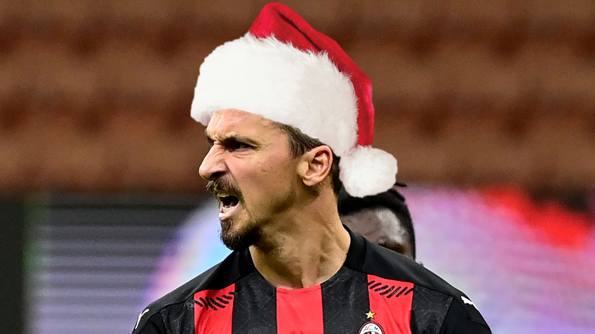 Ibrahimovic declares 'I am Santa Claus, I bring gifts to AC Milan' amid rich goal-scoring form for Serie A leaders