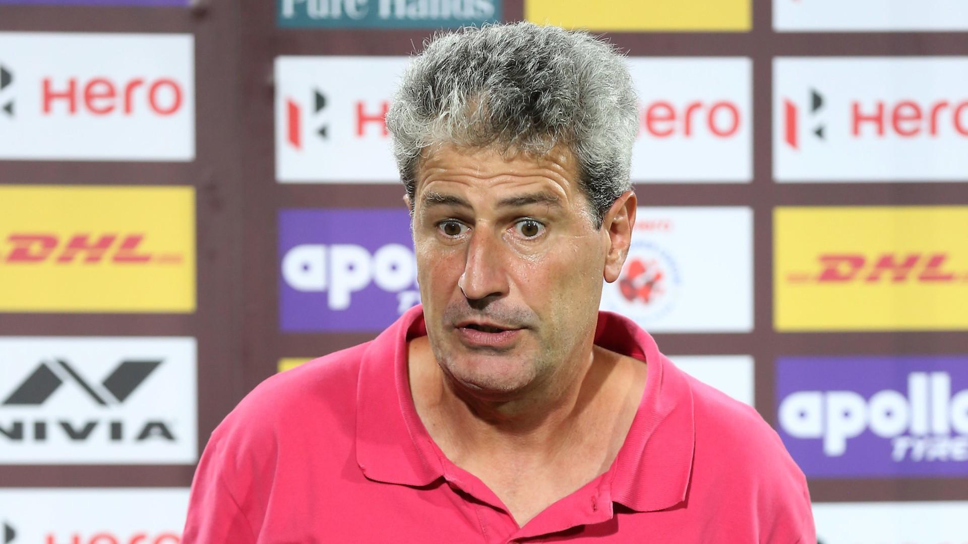 'Too much hype on Liston Colaco' - Manuel Marquez slams Hyderabad's attitude against Kerala Blasters