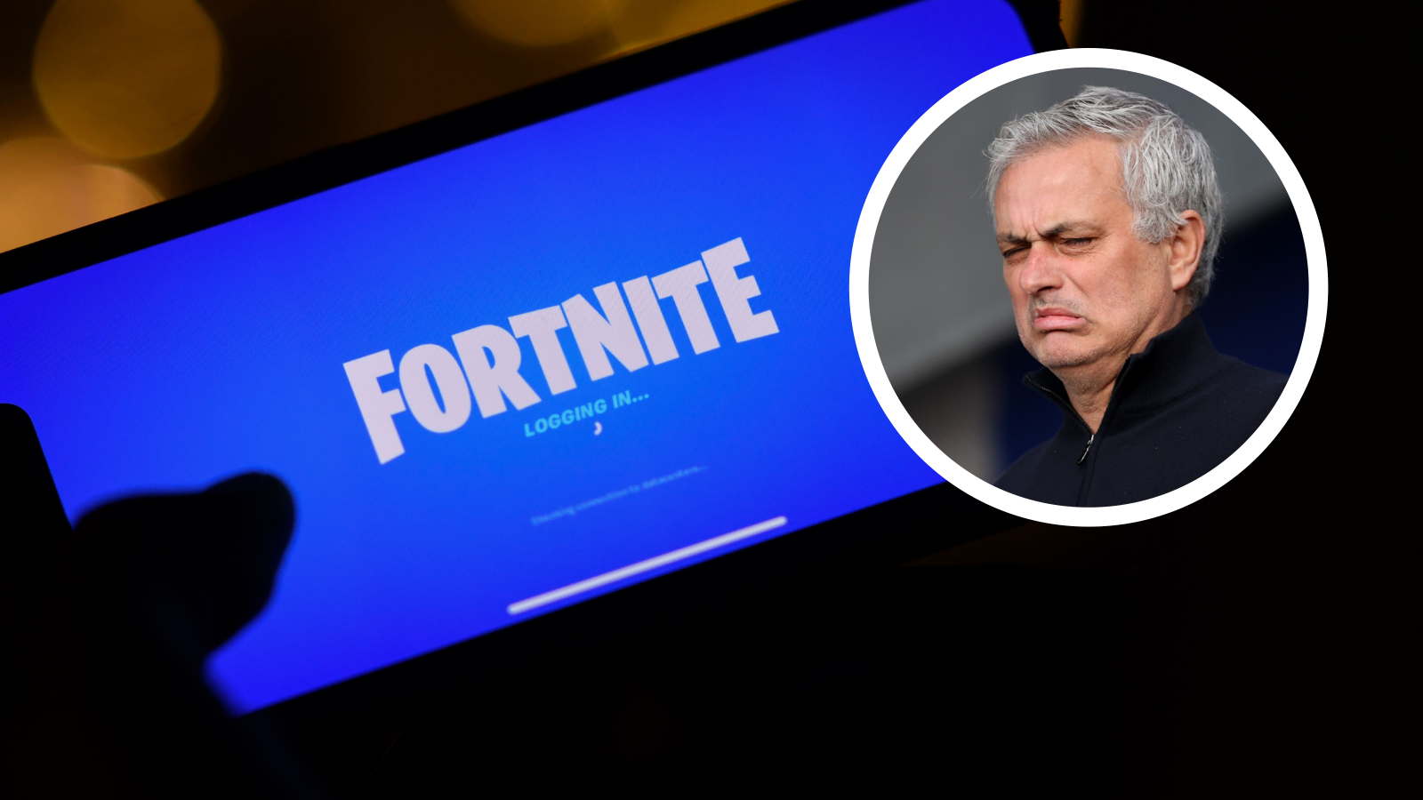'Players stay up all night playing that sh*t' -Mourinho labels Fortnite a 'nightmare'