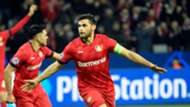 Kevin Volland Bayer Leverkusen 06-11-2019