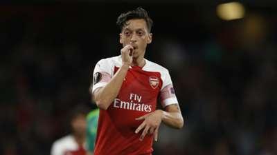 Mesut Özil FC Arsenal 2018