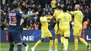 Nantes celebrate 2018-19