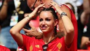 美女サポワールドカップ_ベルギーvsチュニジア_ベルギー3