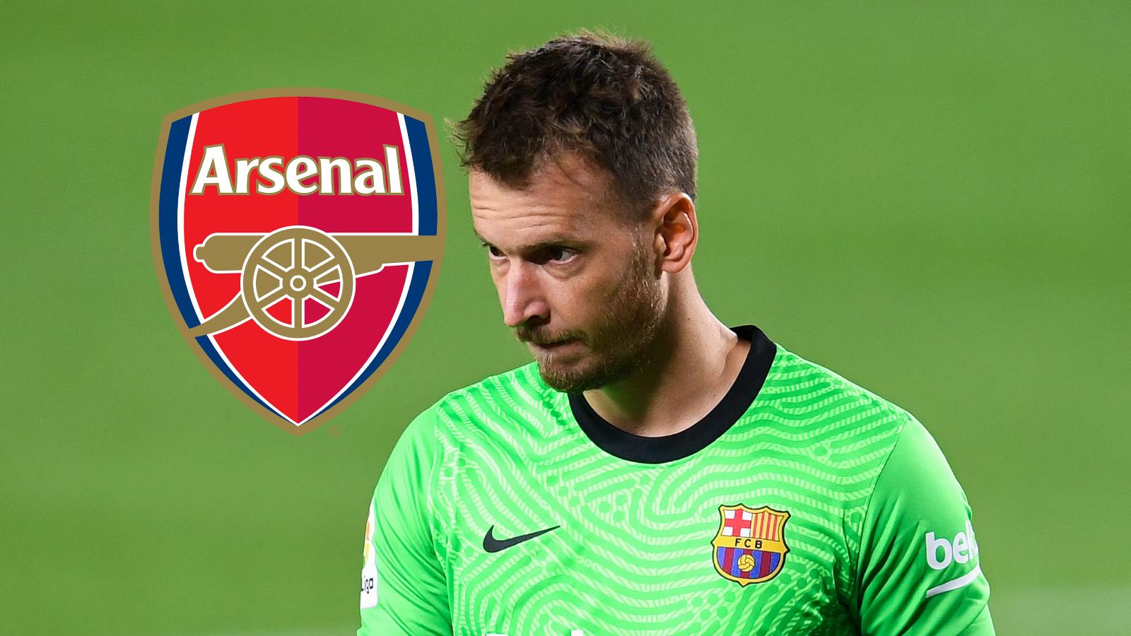 Transfer news and rumours LIVE: Arsenal interested in Barcelona goalkeeper  Neto | Goal.com