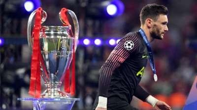 Hugo Lloris Tottenham Champions League final