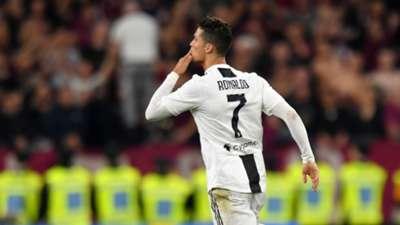 Ronaldo celeb Juventus Torino