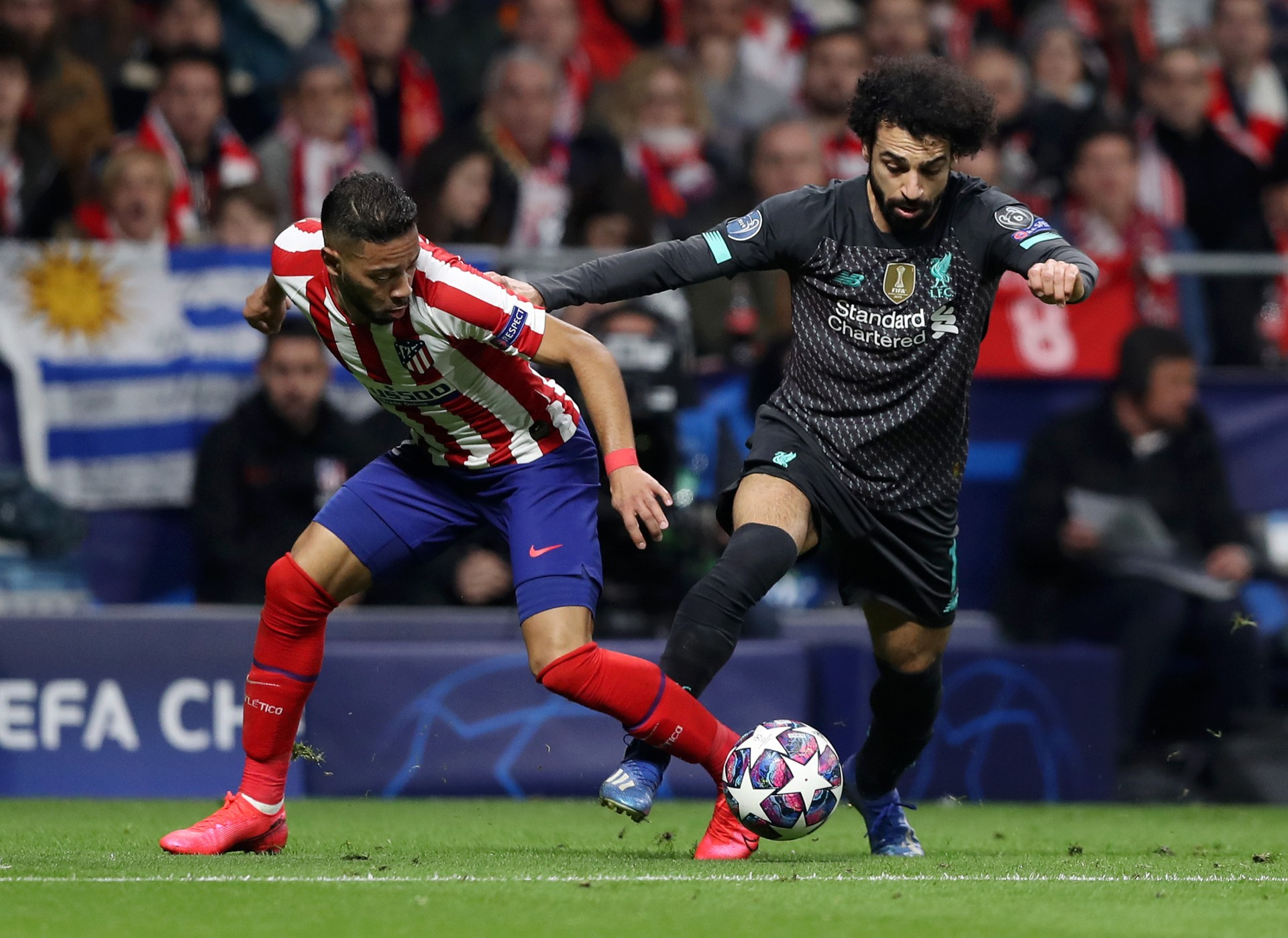 Atletico Madrid - Liverpool (1-0), l'Atlético prend une petite option