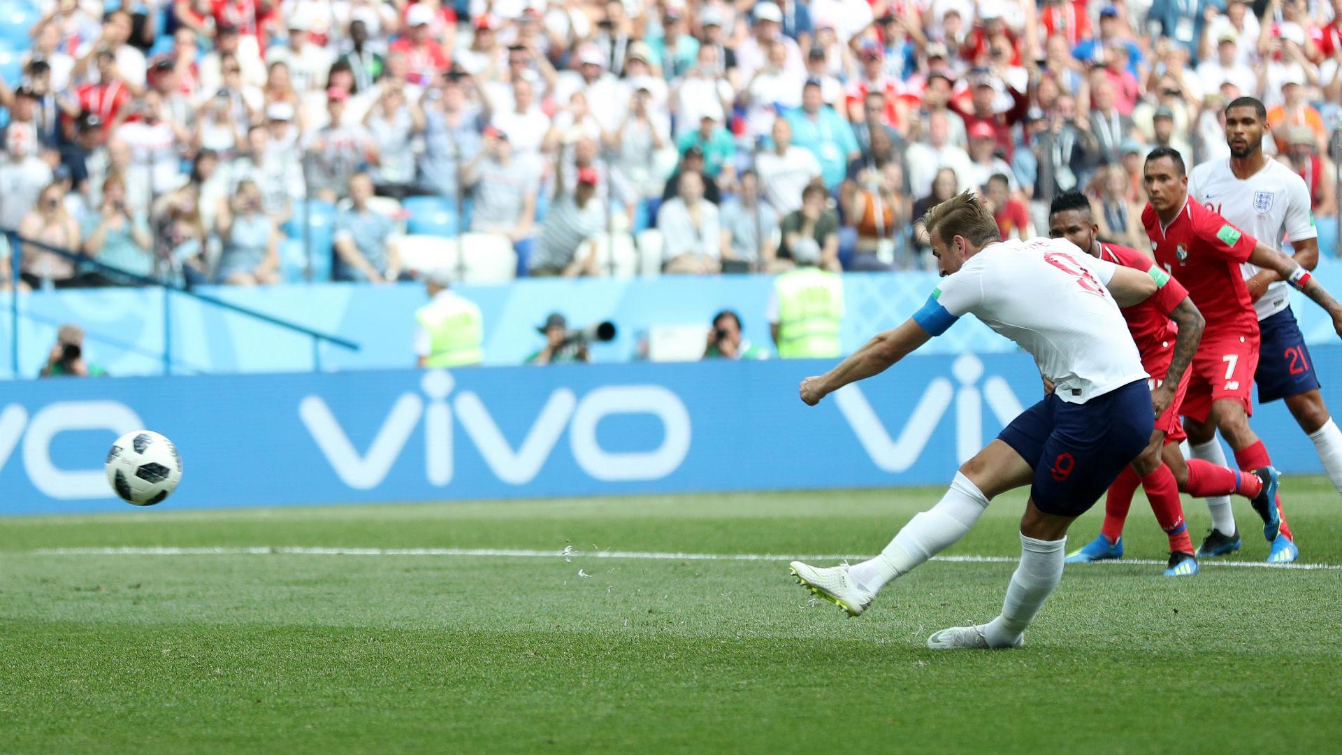 Harry Kane England Panama World Cup 2018