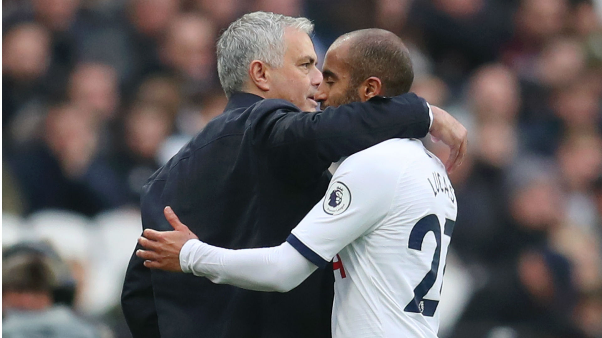 'Lucas did everything for us this season' - Mourinho hails Tottenham star for making important 'sacrifices'